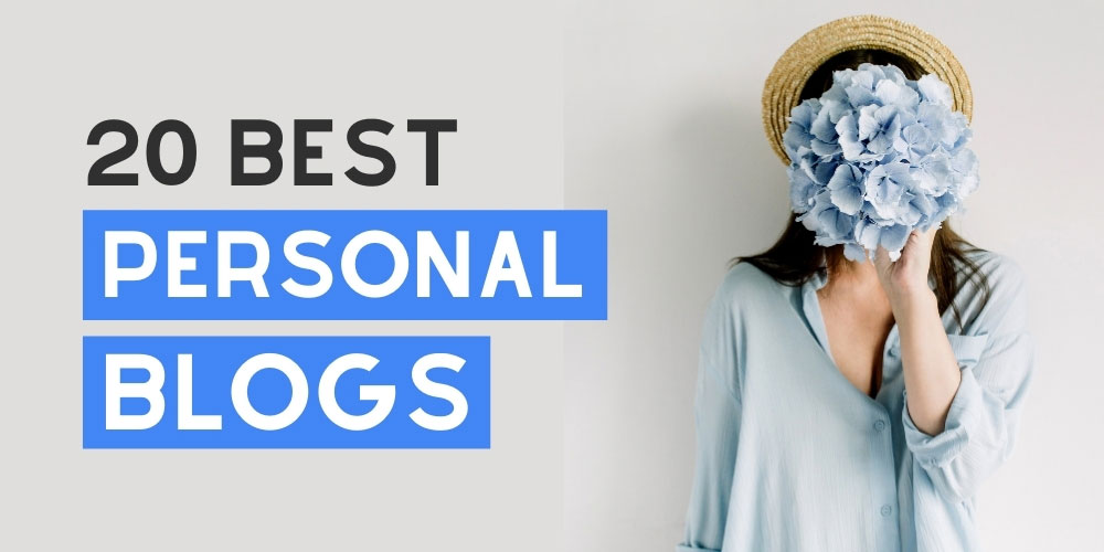 Best personal blogs and examples