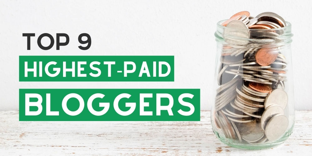 Top highest paid and successful bloggers