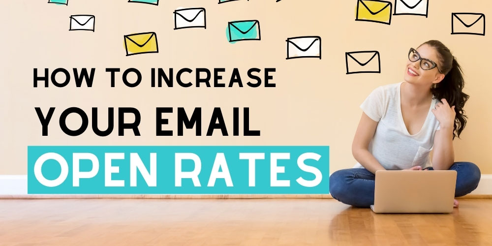 How to increase your email open rates