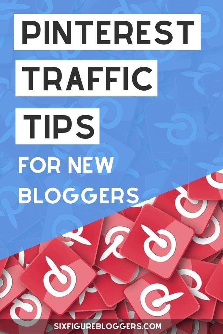 Looking for Pinterest traffic tips for your new blog? Look no further. This is the ultimate guide for new bloggers to getting Pinterest traffic. Follow these 6 steps to start getting Pinterest traffic.#pinterestmarketing #richpins #pinterestbusiness #pinteresttraffic #blogtraffic #sixfigurebloggers
