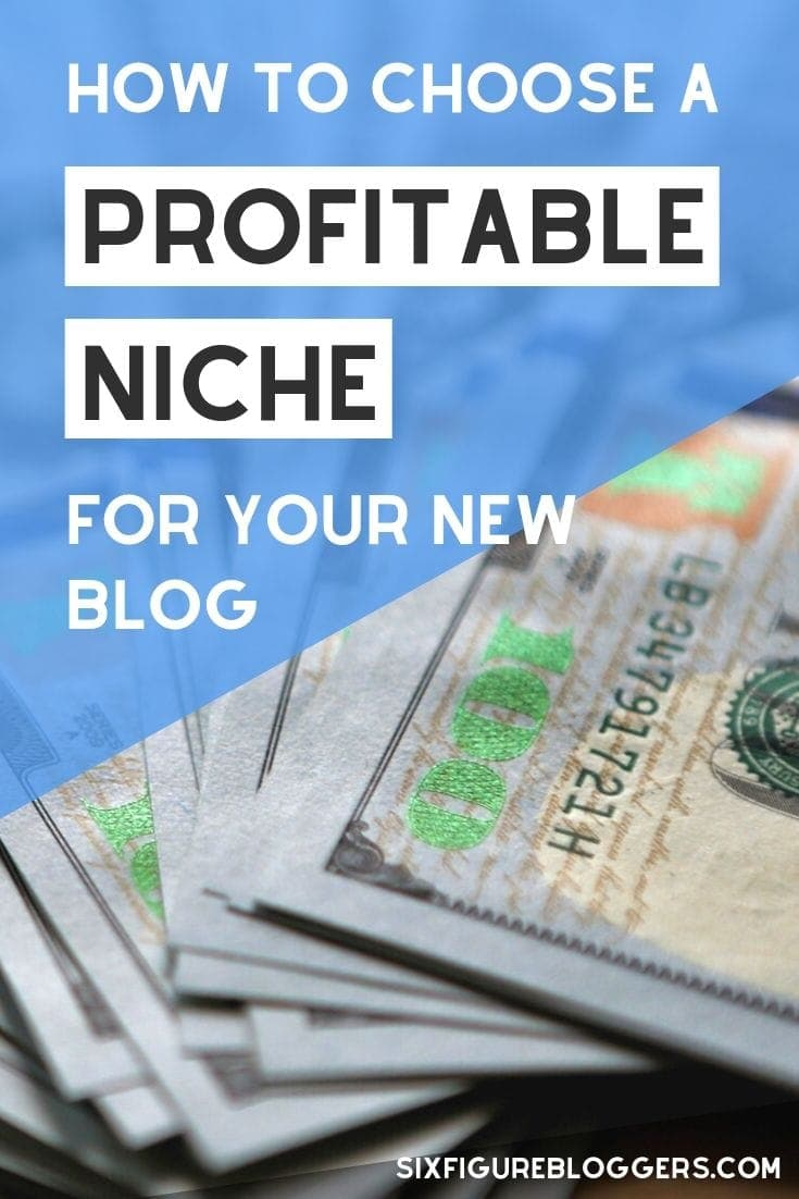 How To Pick A Profitable Blog Niche