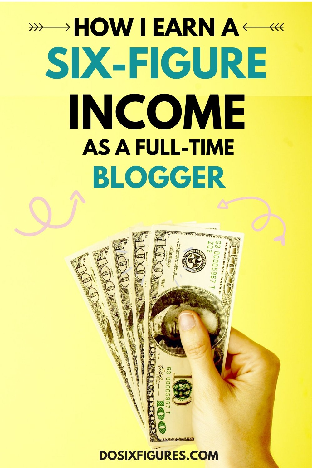How Edwin earns a six-figure income as a full-time blogger