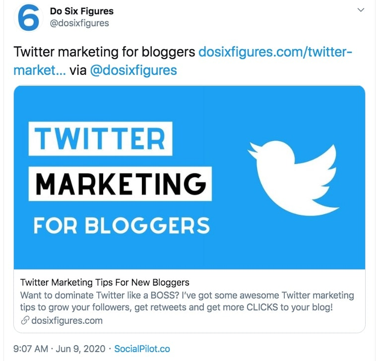 How to activate Twitter cards on your blog